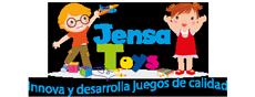 Jensa Toys – Innova y desarrolla juegos de calidad-Materiales y juegos educativos